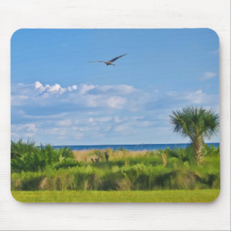 Sanibel Island Beach Mousepad