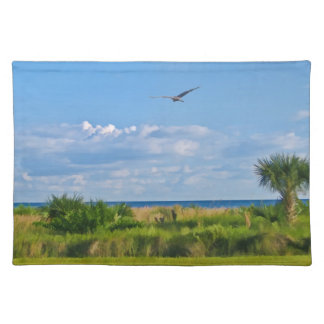 Sanibel Island Beach Placemat