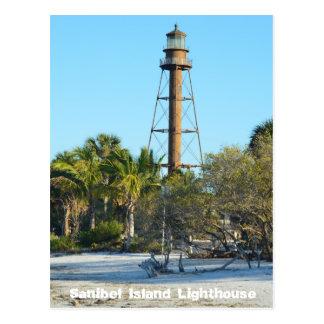 Sanibel Island Lighthouse - Florida Postcard