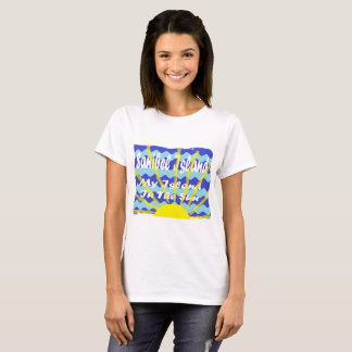 Sanibel Island My Island in the Sun T Shirt