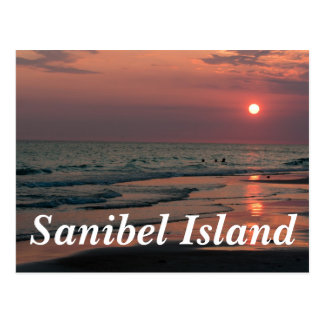 Sanibel Island Postcard