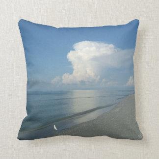 Sanibel Island Seashore Pillow