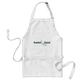 Sanibel Island. Standard Apron