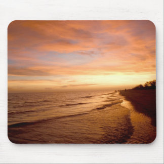 Sanibel Island Sunset Mousepad