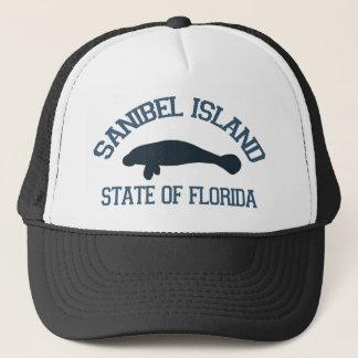 Sanibel Island. Trucker Hat