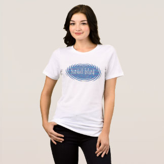 Sanibel Island Wave T-Shirt