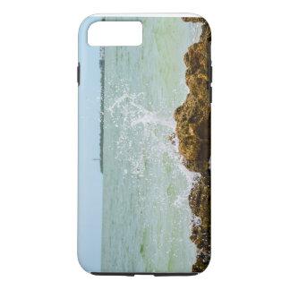 Sanibel Island Waves phone case
