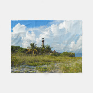 Sanibel Lighthouse Beach Blanket