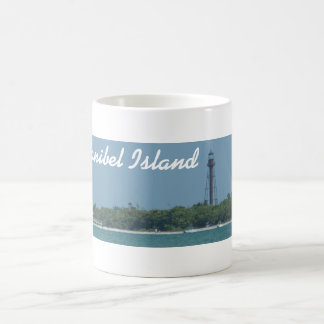 Sanibel Lighthouse Beach mug