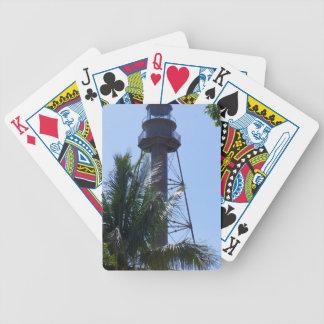 Sanibel Lighthouse Poker Deck
