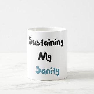 Sanity Coffee Mug