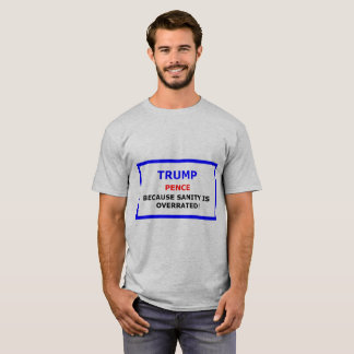 Sanity Overrated T-Shirt