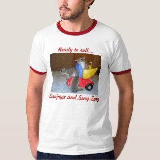 Sanjaya and Sing Sing T-Shirt