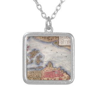 sanjuan1770 silver plated necklace