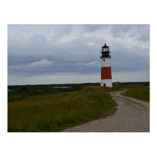 Sankaty Lighthouse Postcard
