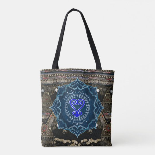Sankofa Kuchi Belly Dance Tote Bag