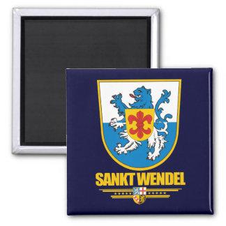 Sankt Wendel Kreis COA Magnet