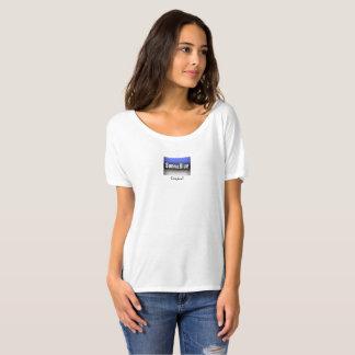 SannaBlue Women's Slouchy Boyfriend T-Shirt