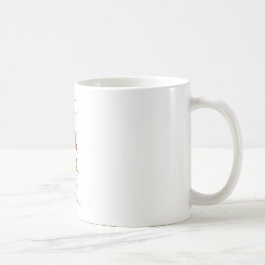 Sanomessia - melting cubes coffee mug