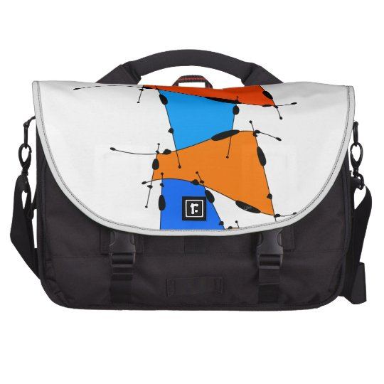 Sanomessia - melting cubes commuter bags