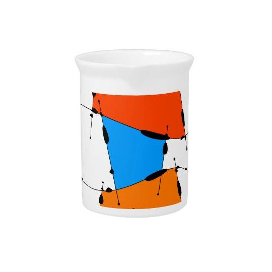 Sanomessia - melting cubes pitcher