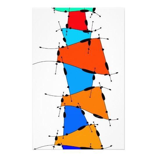 Sanomessia - melting cubes stationery