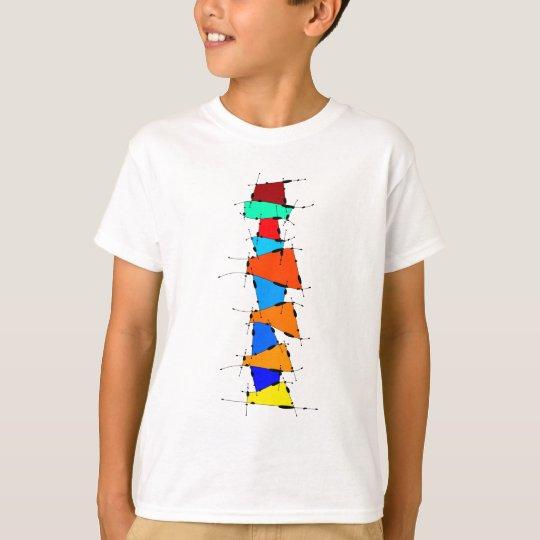 Sanomessia - melting cubes T-Shirt