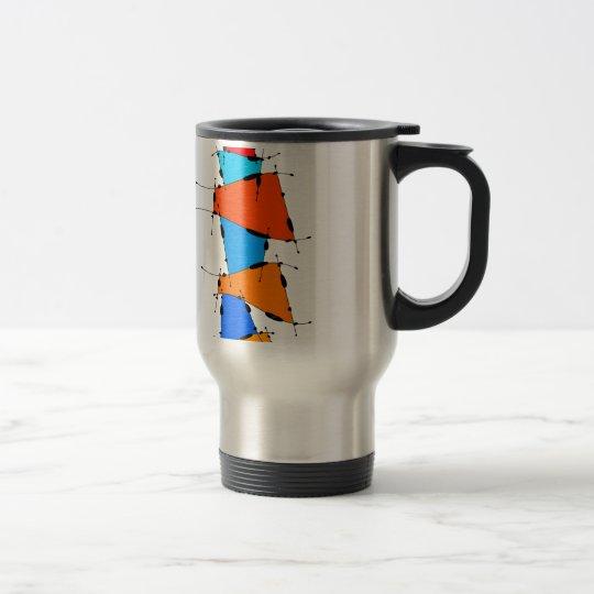 Sanomessia - melting cubes travel mug