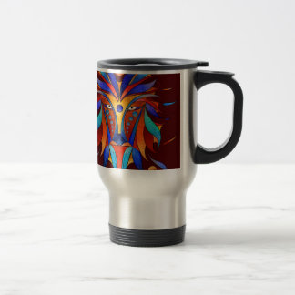 Sanopsilla - the dog travel mug