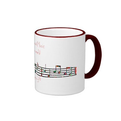 Sans tasse de musique