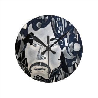 Sansonetti Man (1977) Clock