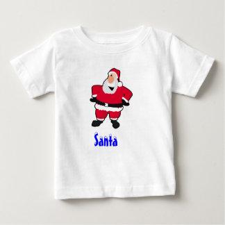 Santa5 Baby T-Shirt