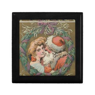 Santa 1905 Puck Cover Gift Box