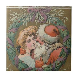 Santa 1905 Puck Cover Tile