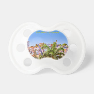 Santa Ana Hill, Guayaquil Poster Print Pacifier