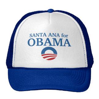 SANTA ANA pour la coutume d'Obama votre ville pers Casquettes De Camionneur
