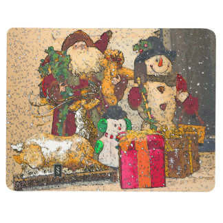 SANTA AND FRIENDS JOURNAL
