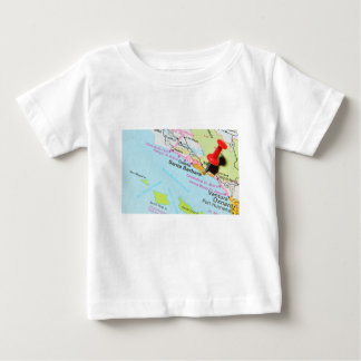 Santa Barbara, California Baby T-Shirt