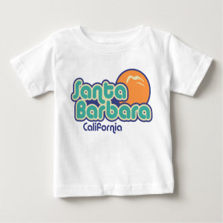Santa Barbara California Baby T-Shirt