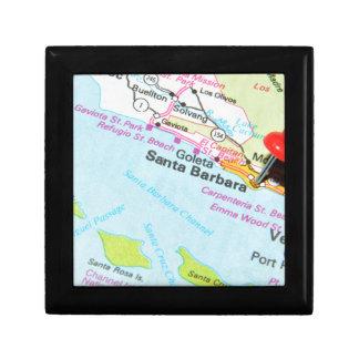 Santa Barbara, California Gift Box