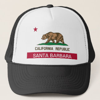 Santa Barbara county california Trucker Hat
