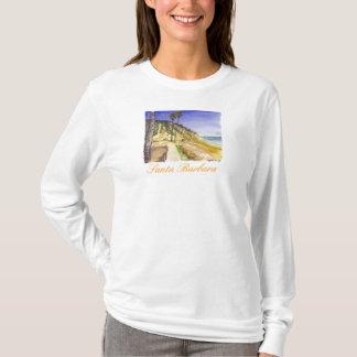 """""""Santa Barbara"""" Hooded Shirt"""