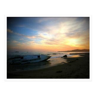 Santa Barbara Shipwreck Postcard