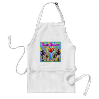 Santa Barbara Summer Love Apron