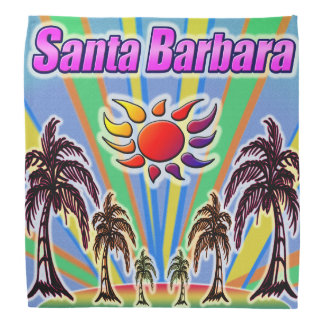 Santa Barbara Summer Love Bandana