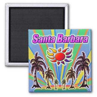 Santa Barbara Summer Love Magnet