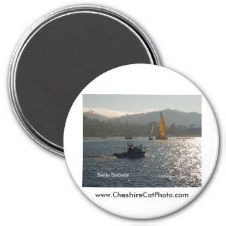 Santa Barbara Sunset Products, California Magnet