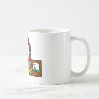 Santa CEO Coffee Mug
