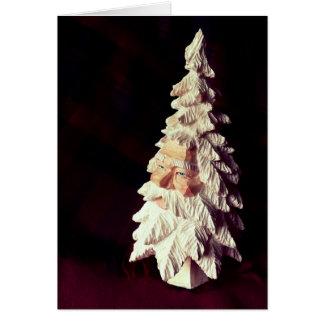 Santa Christmas Card jjhelene