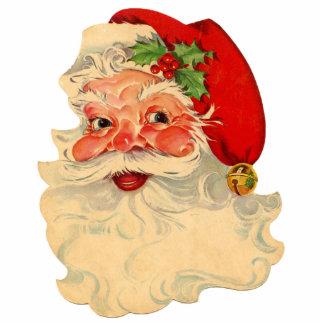 Santa Claus 1 Magnet Photo Sculpture Magnet